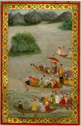 Jehangir in Kashmir